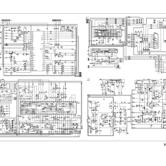 Tv Tuner Card Circuit Diagram Hss Wiring 3 Way Gt Rf Receivers 4 Band Double Tuned Preselector L620