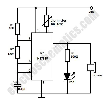 alarm circuit Page 9 : Security Circuits :: Next.gr