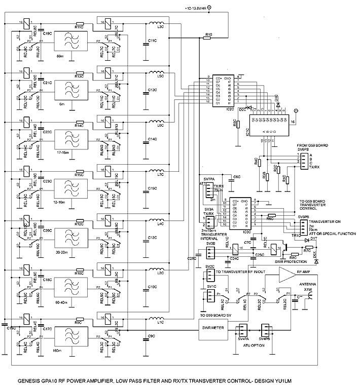 transceiver circuit : RF Circuits :: Next.gr
