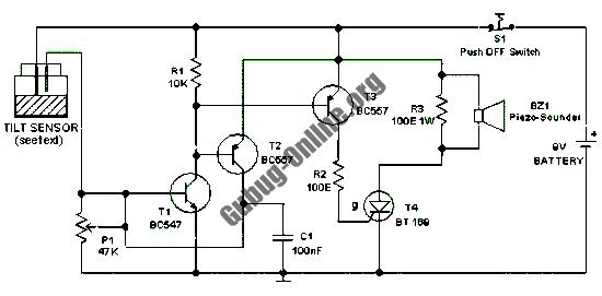 sensor circuit Page 4 : Sensors Detectors Circuits :: Next.gr