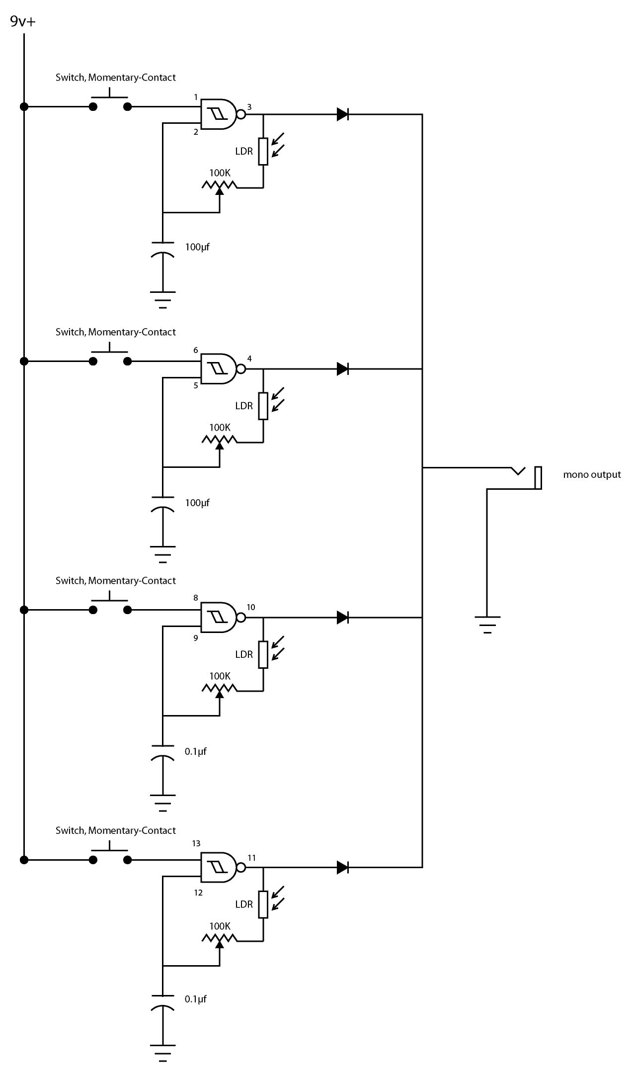 Equalizer Circuit Page 3 Audio Circuits Next