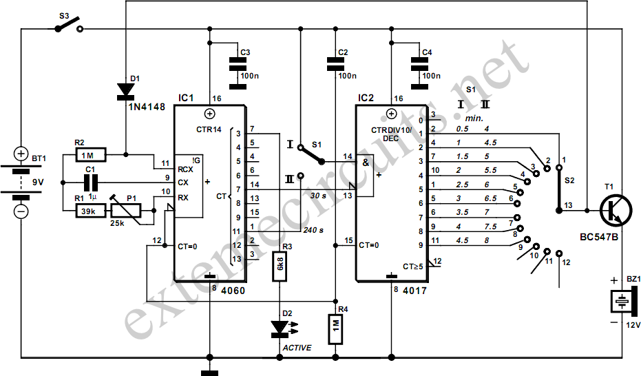 simple circuits book a 555 timer application 555 timer circuits 555