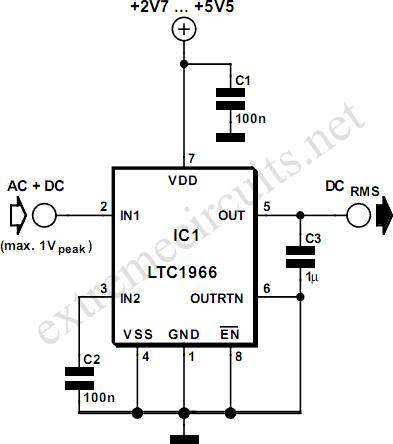Convert Ac To Dc Circuit Diagram – Ireleast