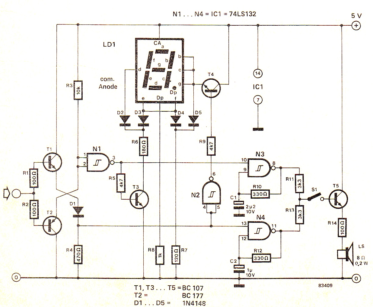 hight resolution of digital high low logic tester circuit diagram