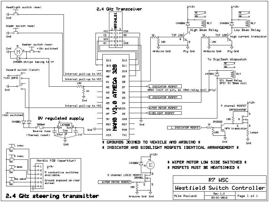 arduino circuit Page 7 : Microcontroller Circuits :: Next.gr
