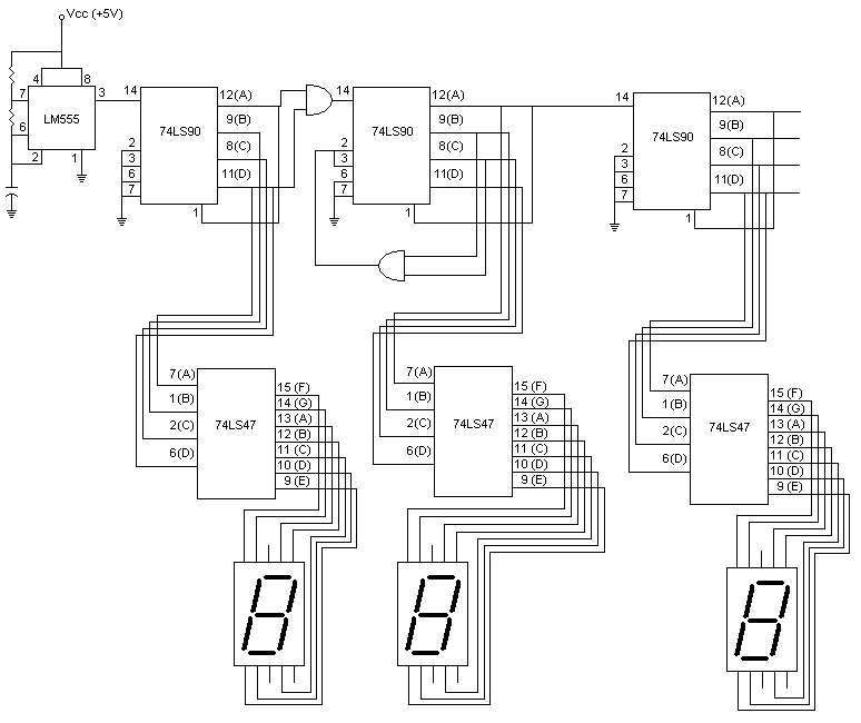 clock circuit Page 4 : Meter Counter Circuits :: Next.gr