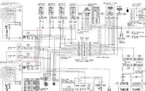 WIRING DIAGRAM FOR 2000 NISSAN XTERRA