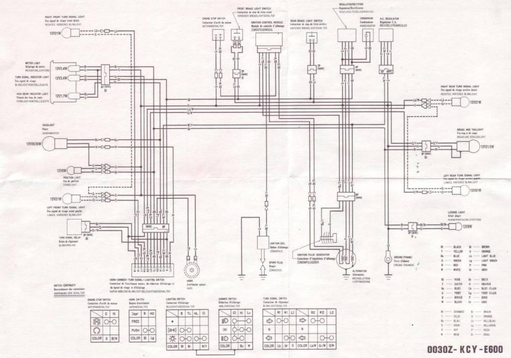 medium resolution of xr600 wiring diagram wiring diagram show 1986 honda xr600r wiring diagram xr600r wiring diagram