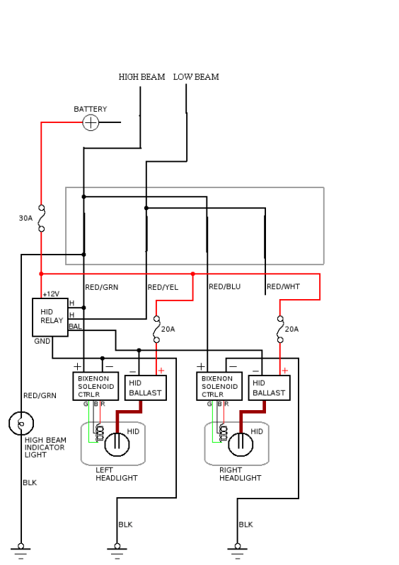 Wiring Diagram For 2006 Dodge Ram 1500