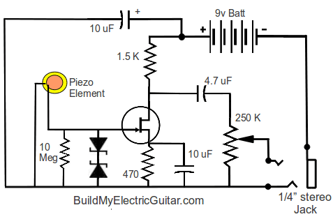 Audio Preamplifiers Circuits Page 2 : Audio Circuits
