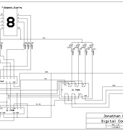 digital counter circuit [ 2040 x 1540 Pixel ]