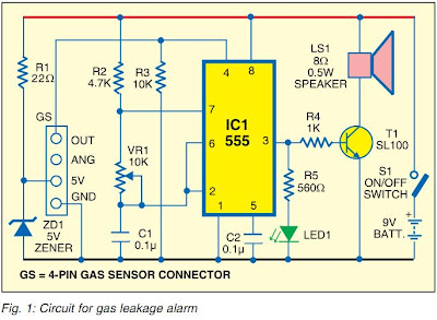 Simple Electronics Mini Projects Circuit Diagram Simple