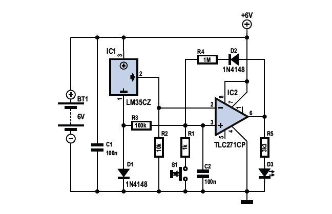sensor circuit Page 10 : Sensors Detectors Circuits :: Next.gr