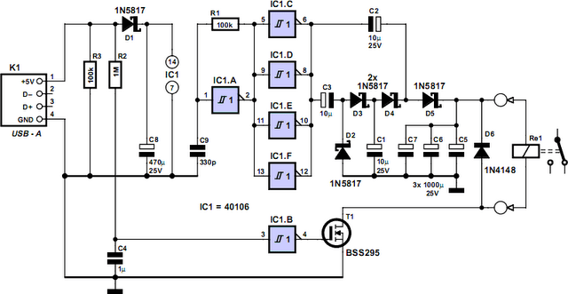 switching circuit Page 9 : Other Circuits :: Next.gr