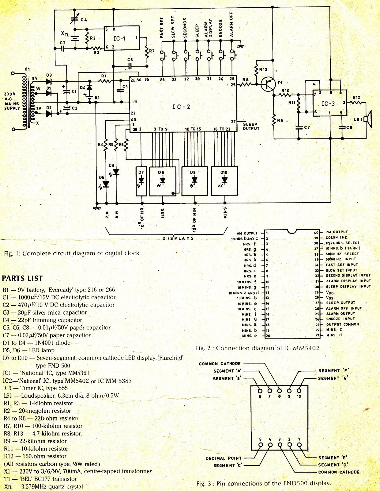 hight resolution of digital clock under repository circuits 24852 next gr led running light circuit diagram foto artis candydoll