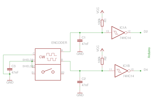 small resolution of rotary encoder circuit diagram wwwconnectableorguk wp2 page rotary encoder circuit diagram http wwwtehnomagazincom sensors