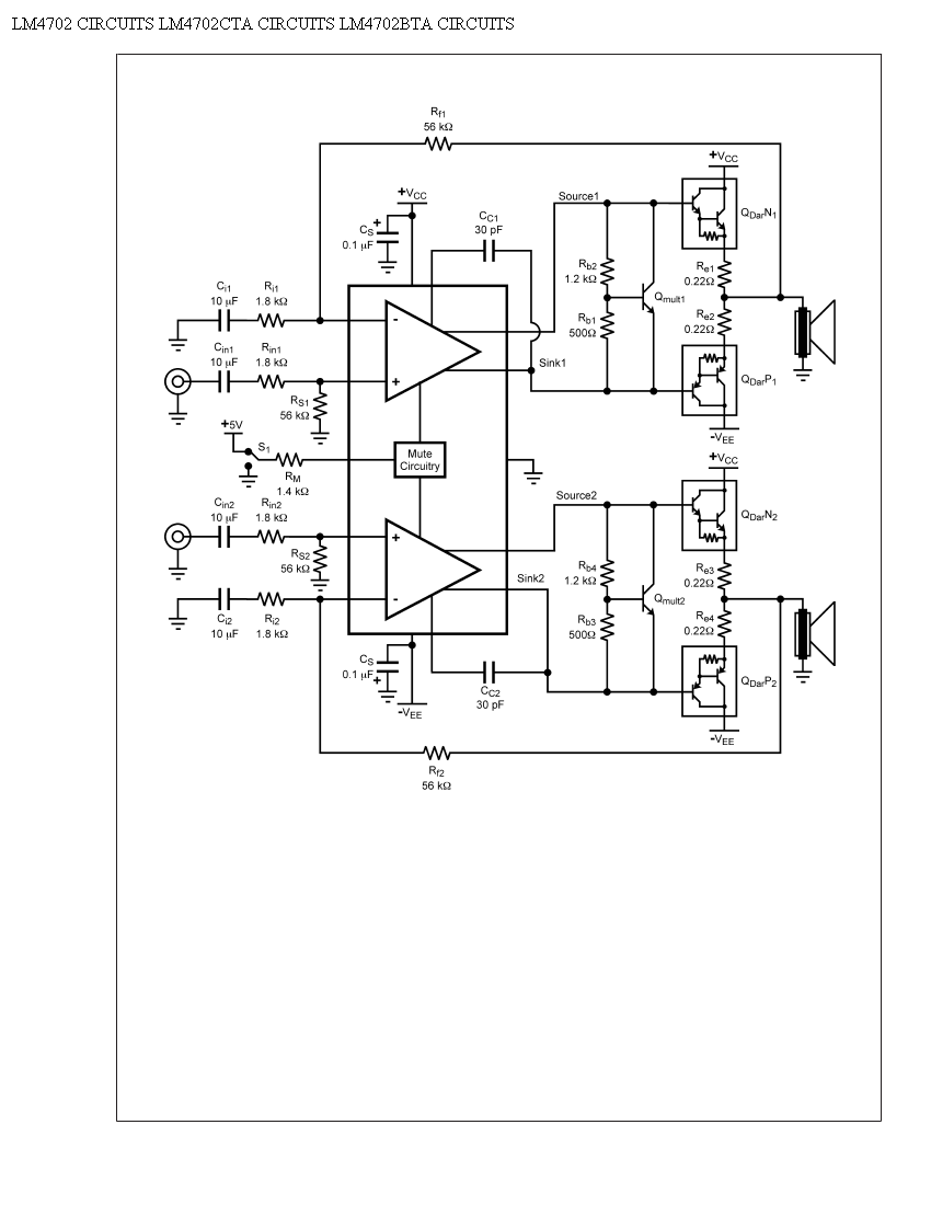 audio amplifier circuit Page 7 : Audio Circuits :: Next.gr