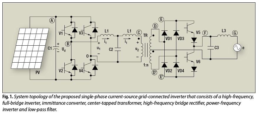 500w Solar Inverter Grid Tie Wiring Diagram Inverter Design Shines Photovoltaic Systems Under