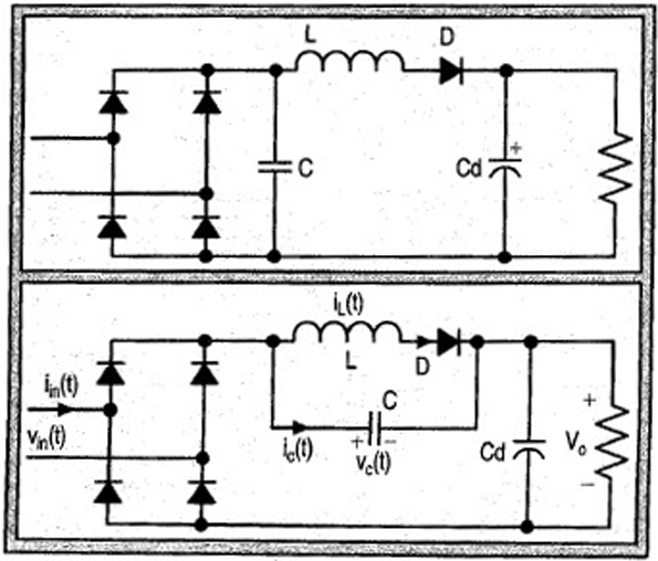 passive pfc circuit cuts inductor value and size under