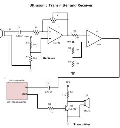 25 khz ultrasound transducer [ 1030 x 989 Pixel ]