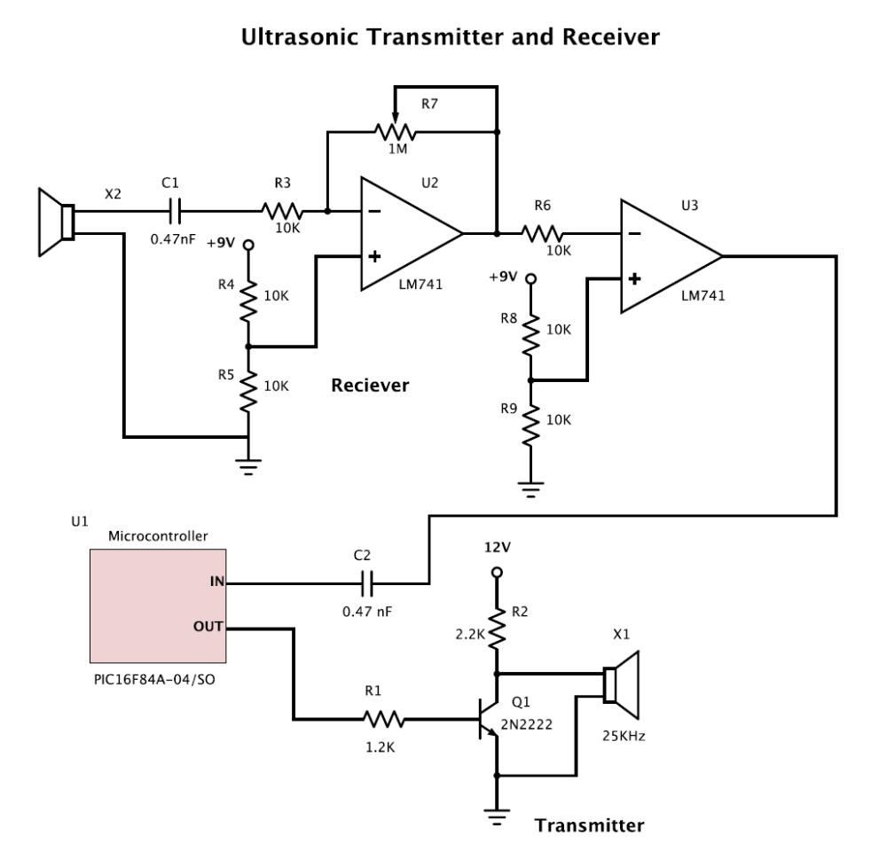 medium resolution of 25 khz ultrasound transducer