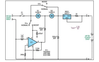 battery charger circuit Page 11 : Power Supply Circuits