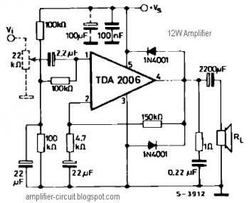 TDA2006 PDF