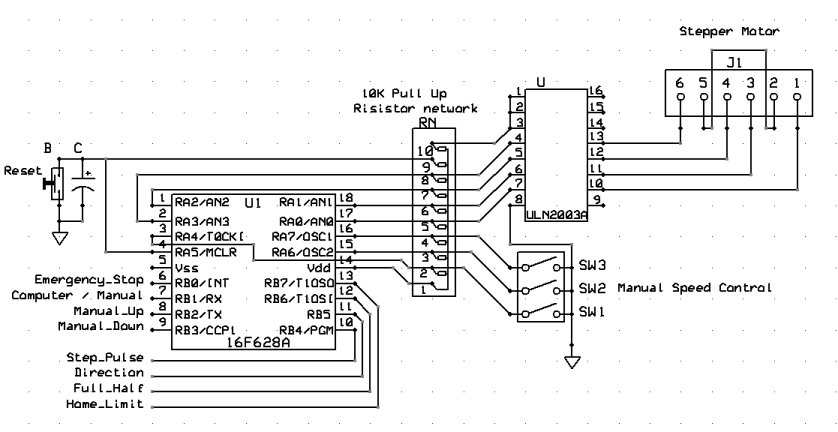 stepper motor circuit Page 4 : Automation Circuits :: Next.gr