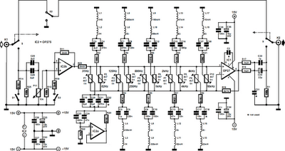 frequency meter circuit Page 3 : Meter Counter Circuits