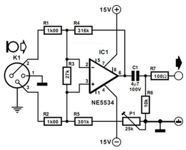 microphone circuit Page 3 : Audio Circuits :: Next.gr