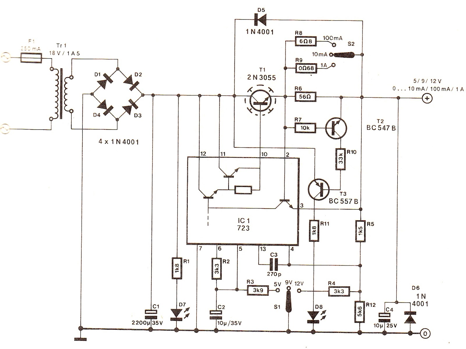 Streampowers Pc Power Box With Efuse Electronic Circuits Diagram