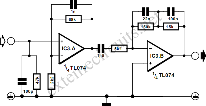 Audio Preamplifiers Circuits Page 9 : Audio Circuits