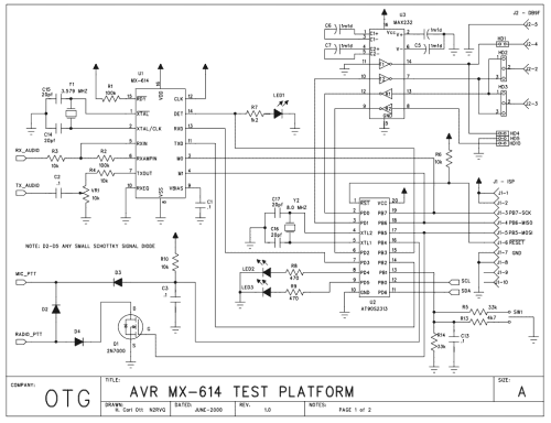 small resolution of packet radio with avr