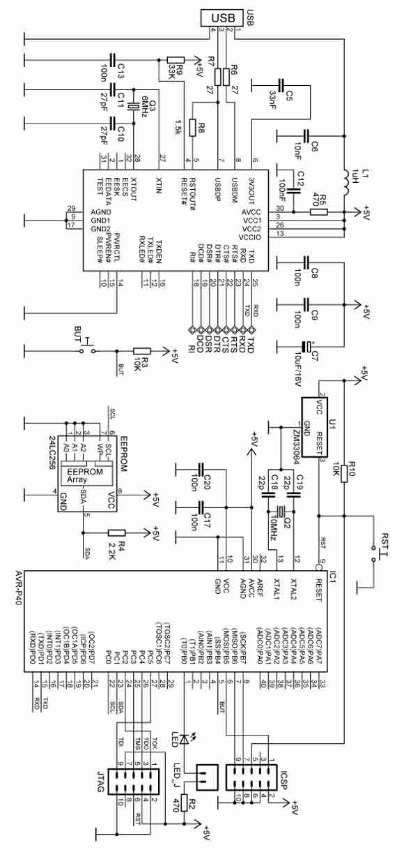 usb circuit : Computer Circuits :: Next.gr