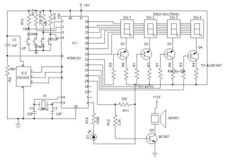 > circuits > wrong chip in code ds1820 based temperature