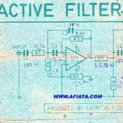 Circuit Diagram Of Non Inverting Amplifier Timing Excel > Circuits Best Audio Active High Pass Filter L33625 - Next.gr