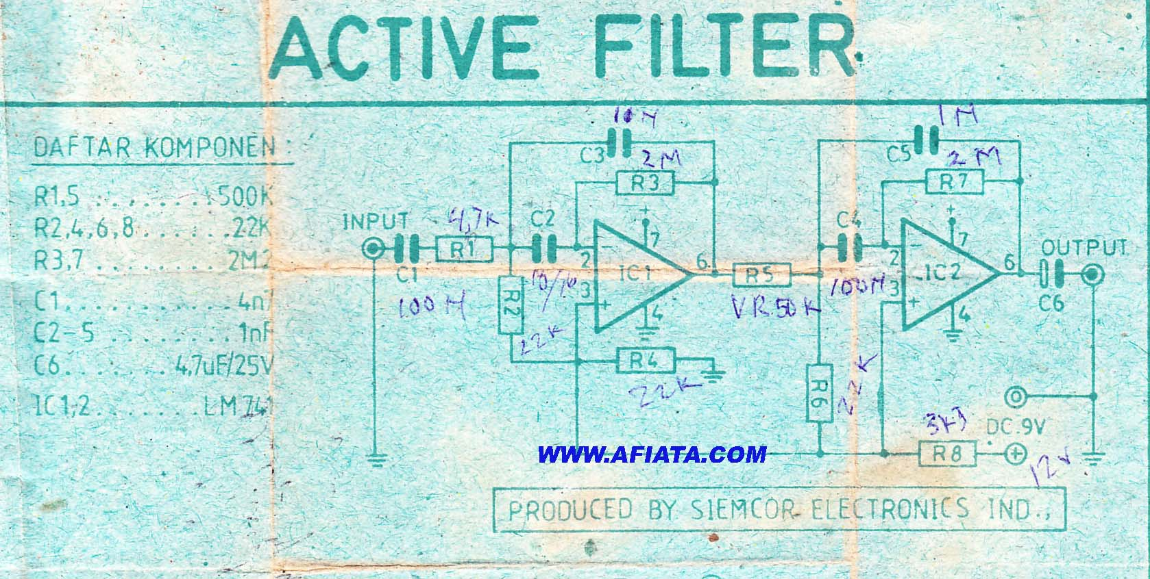 circuit diagram of non inverting amplifier 84 yamaha virago wiring > circuits best audio active high pass filter l33625 - next.gr