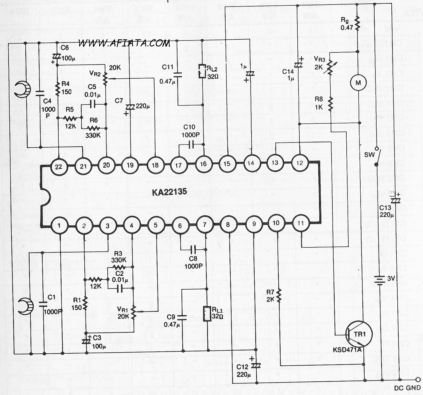 audio amplifier circuit Page 16 : Audio Circuits :: Next.gr