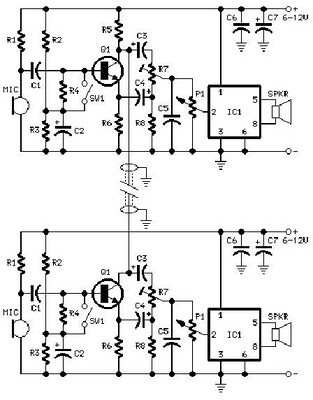 t1 line wiring diagram jual pioneer avh x8750bt telephone ringer circuit page 2 : circuits :: next.gr