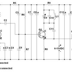 Fm Wireless Microphone Circuit Diagram Car Stereo Installation > Circuits Bug L34175 - Next.gr