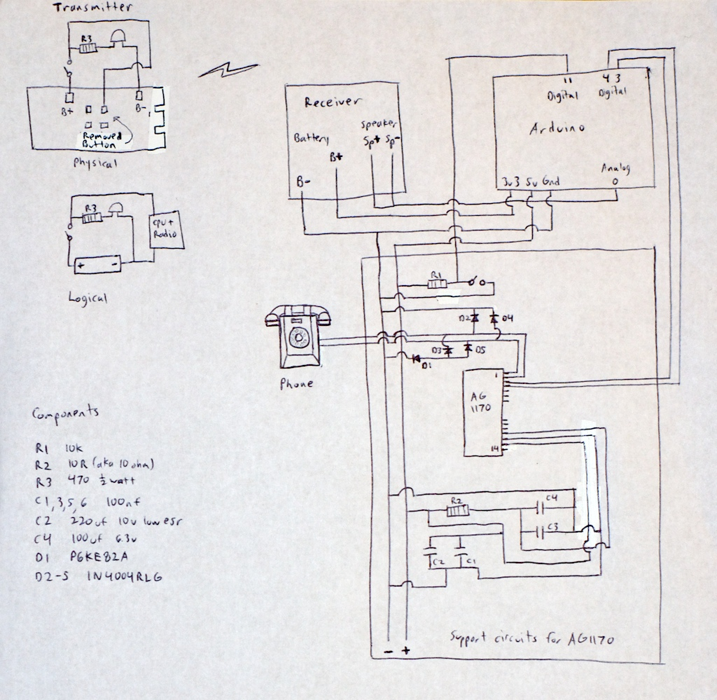 doorbell Circuit Page 2 : Other Circuits :: Next.gr