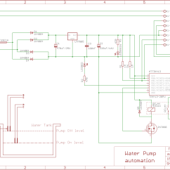 Liquid Level Controller Circuit Diagram Typical Thermostat Wiring Sensor Page 3 Sensors Detectors Circuits