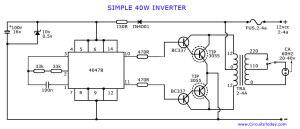 inverter circuit Page 3 : Power Supply Circuits :: Nextgr