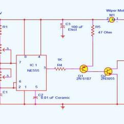 Lucas Tvs Wiper Motor Wiring Diagram Honda Civic Stereo Servo Circuit - Impremedia.net