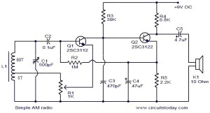 am radio circuit Page 3 : RF Circuits :: Nextgr