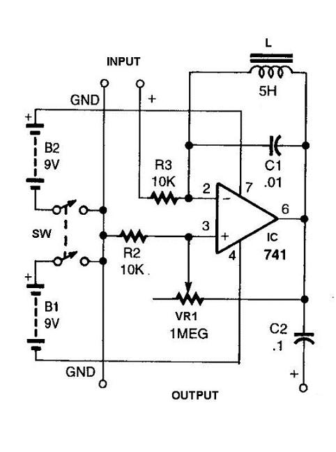 audio filter circuit Page 5 : Audio Circuits :: Next.gr
