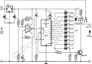 timer circuit Page 7 : Meter Counter Circuits :: Next.gr
