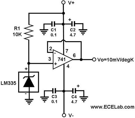 sensor circuit Page 13 : Sensors Detectors Circuits :: Next.gr