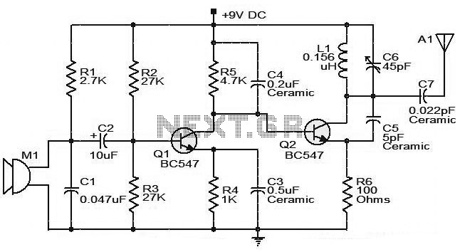 fm transmitter circuit Page 4 : RF Circuits :: Next.gr