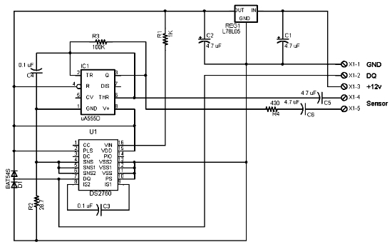 ultrasonic movement detector circuit diagram 1999 jeep grand cherokee limited radio wiring sensor page 3 : sensors detectors circuits :: next.gr